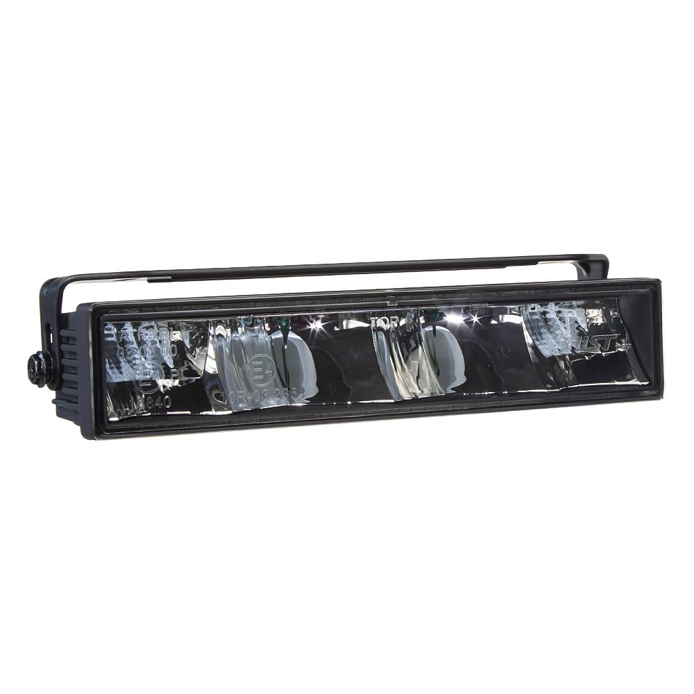 LED mlhová světla/denní svícení, 188x33mm, ECE