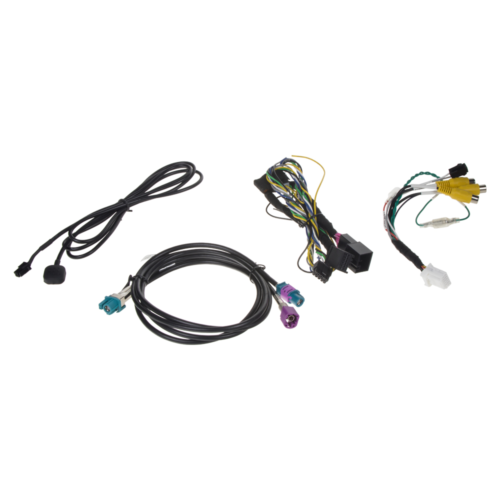 Video vstup Mercedes-Benz Comand Online NTG5/5.1, Audio 20