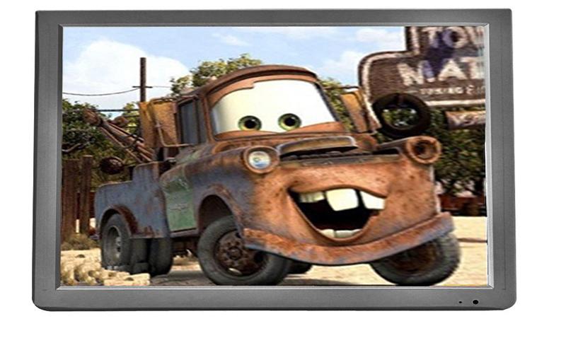 """Stropní monitor 23,6"""" s fixním držákem"""