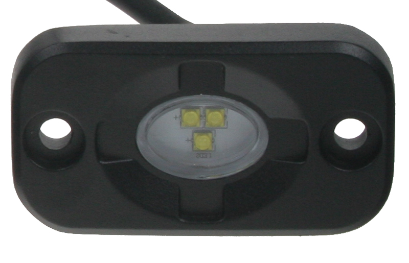 x Přední přídavné LED světlo 15W, bílé, 10-30V, ECE R10
