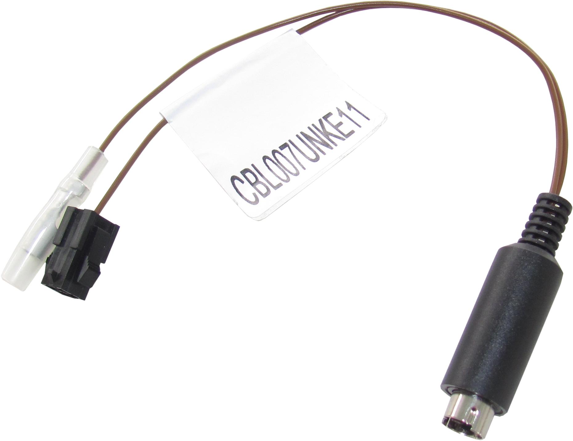 Kabel k 10993kit / UNI adaptéru CAN-Bus/ovládání KENWOOD
