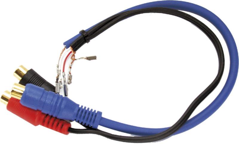Adaptér A/V vstup pro TV tuner Audi A8, A6, Q7