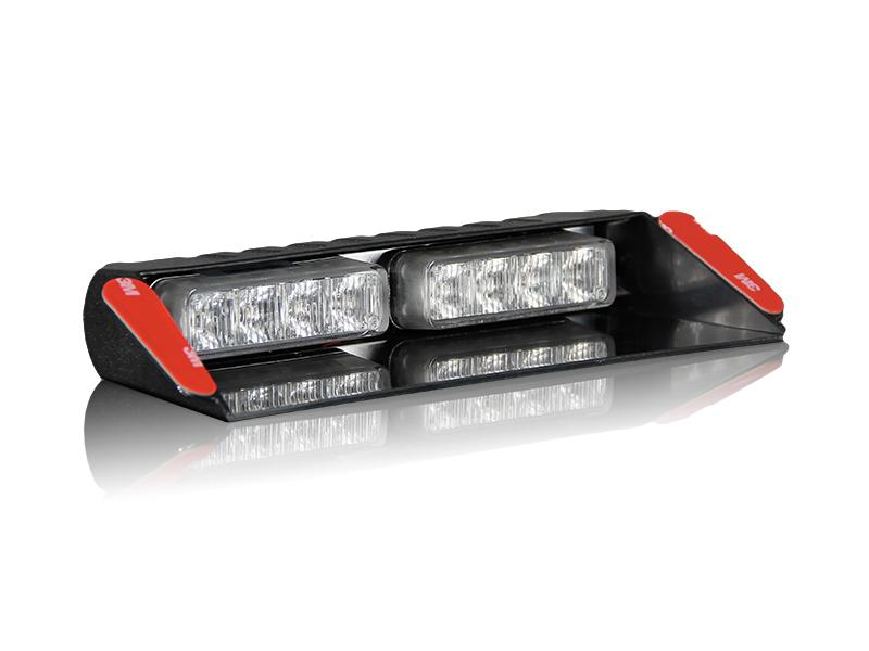 PROFI výstražné LED světlo vnitřní, 12-24V, oranžové, ECE R65