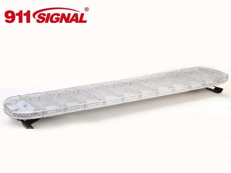 LED rampa 1200mm, oranžová, 12-24V, ECE R65