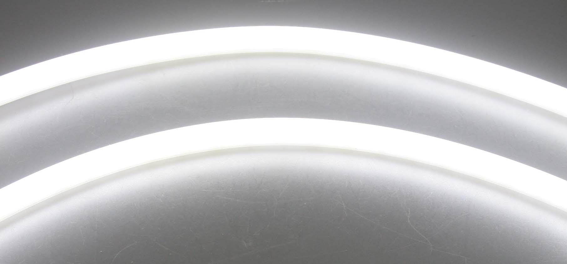 LED pásek s 456LED/335SMD bílo/oranžový 12V, 60cm