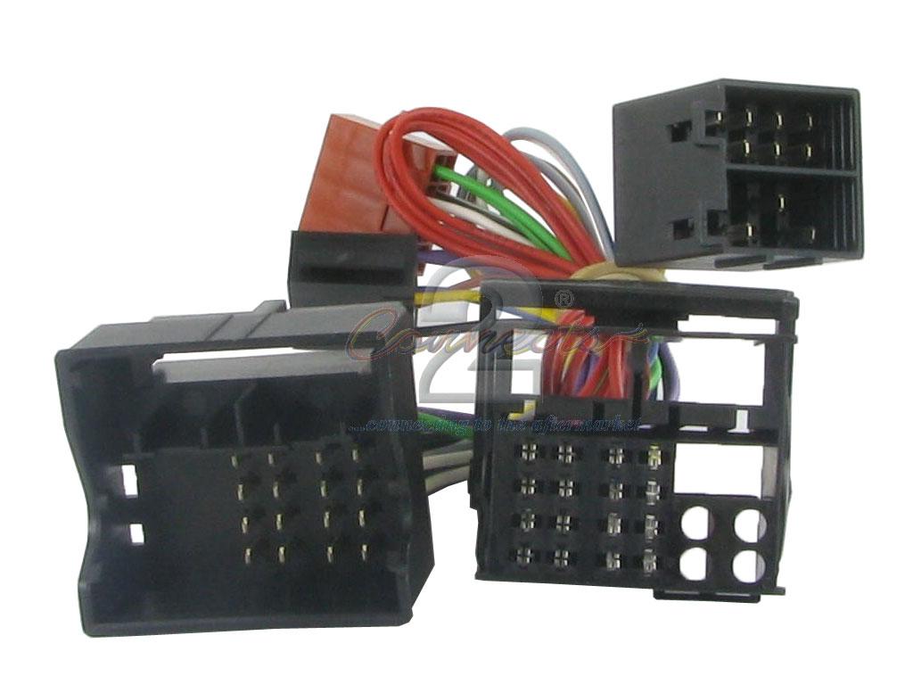 Kabeláž pro HF PARROT/OEM Saab 2000-06