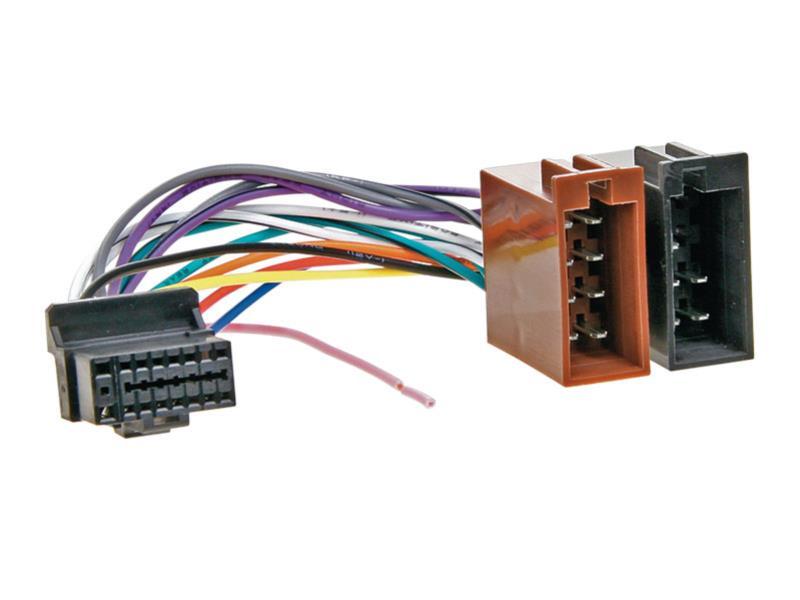 Kabel pro ALPINE 16-pin / ISO