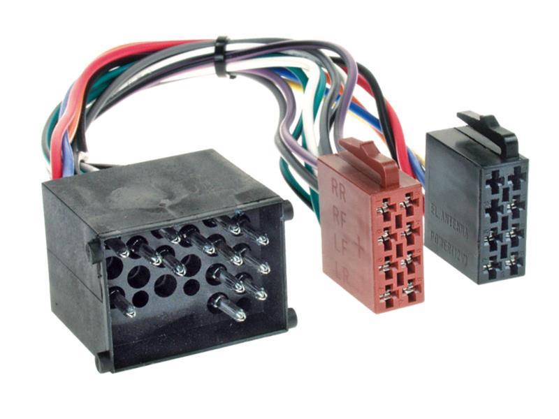 Konektor ISO BMW 3-5-7 90>