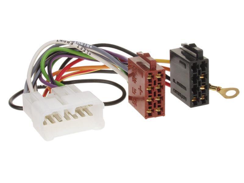 Konektor ISO Suzuki Baleno 95>