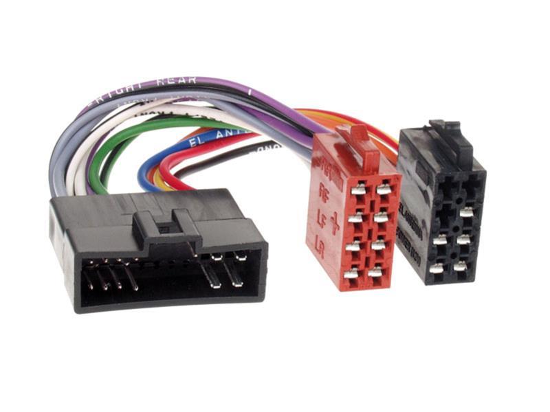 Konektor ISO Kia Sephia 96>