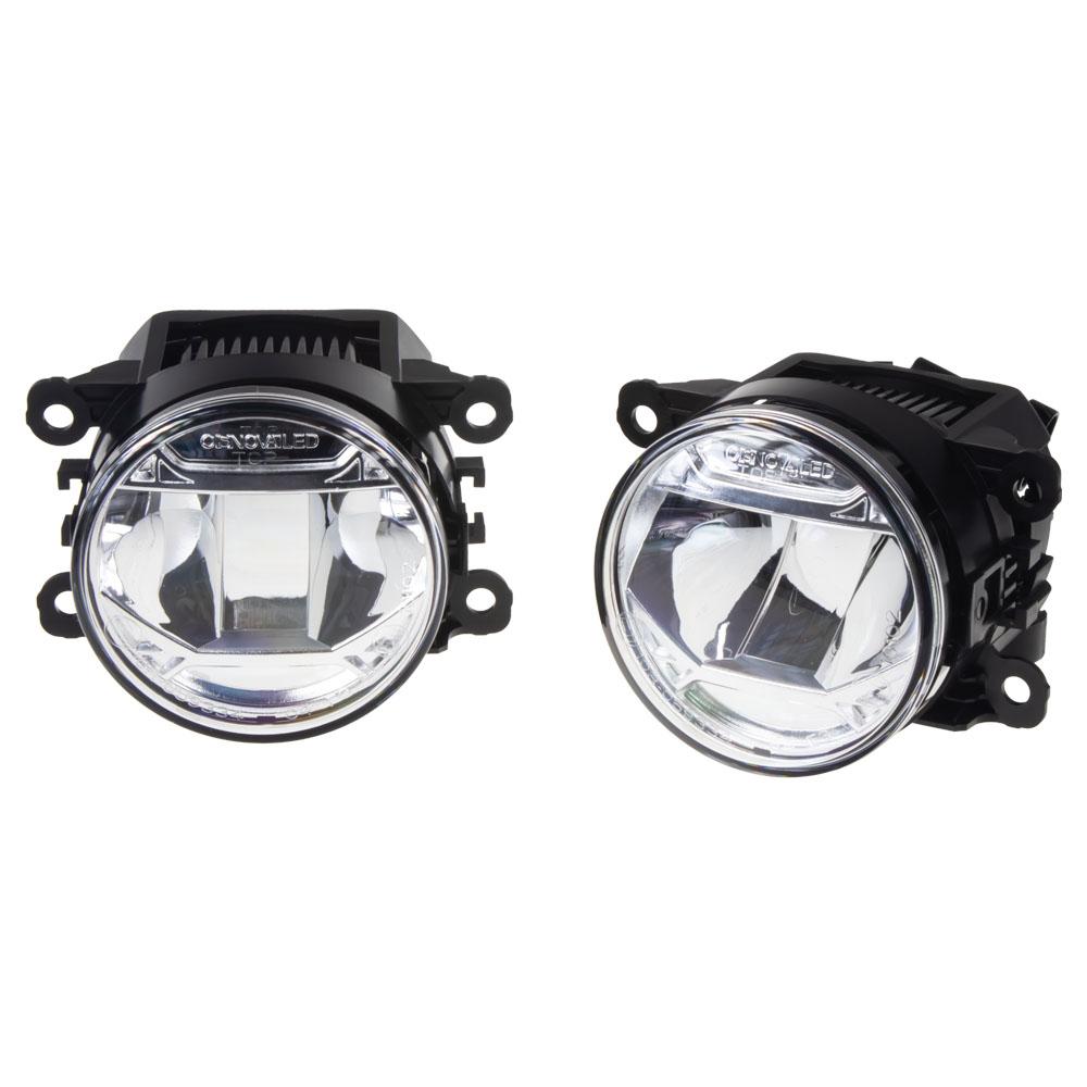 LED mlhová světla (náhrada VALEO), homologace ECE R19