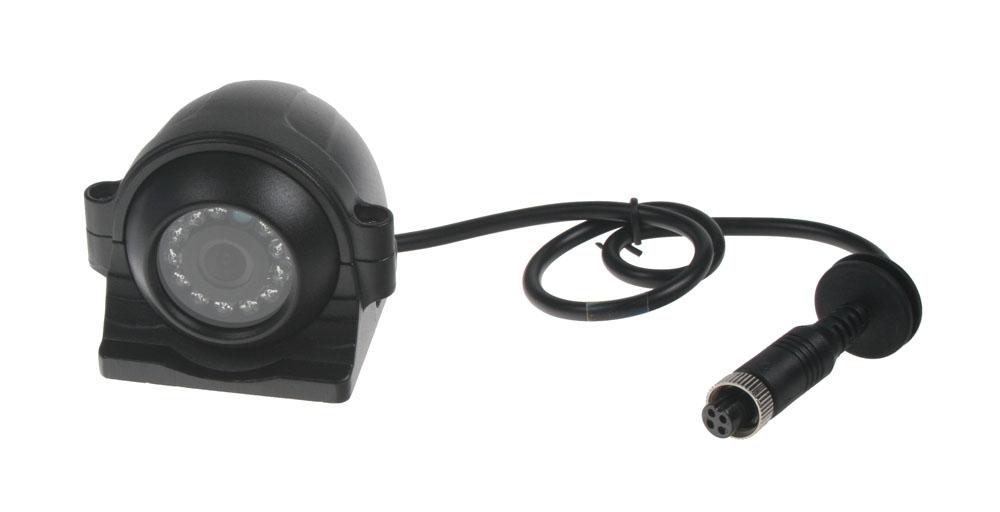 AHD 720P kamera 4PIN CCD SHARP s IR, vnější v kovovém obalu