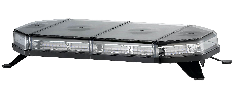 LED rampa 694mm, modrá, 12-24V, homologace ECE R65