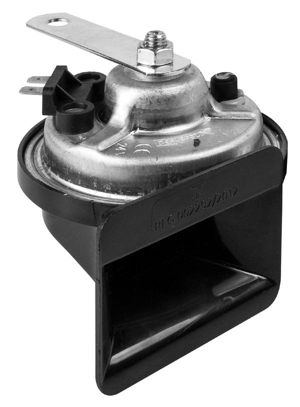 FIAMM TR99/H šnekový klakson 24V