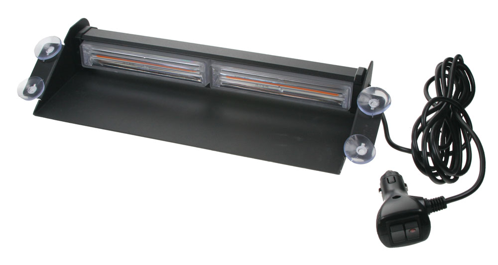 PREDATOR LED vnitřní, 12-24V, 2x10W, COB LED,oranžový