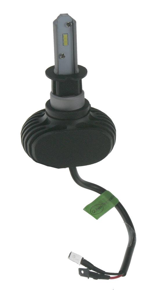 CSP LED H3 bílá, 9-32V, 4000LM, IP65