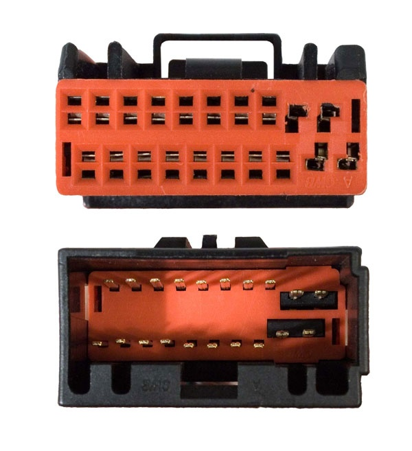 Kabeláž pro HF PARROT/OEM JAGUAR od 02, Land Rover od 05
