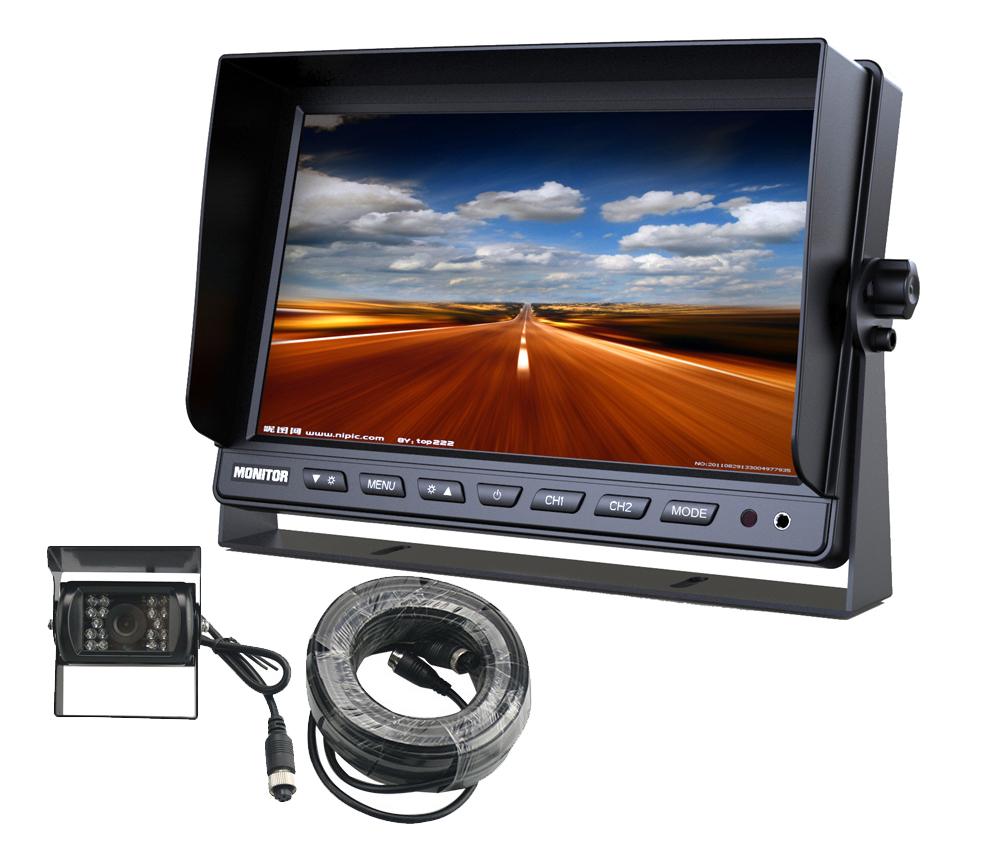 """SET kamerový systém s monitorem 10"""""""