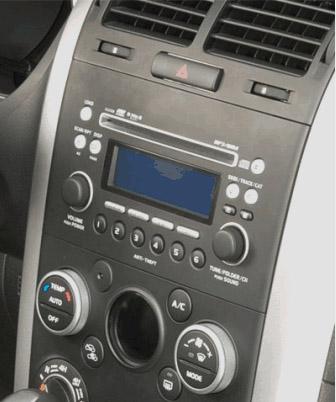 ISO redukce pro Suzuki Grand Vitara 2005-