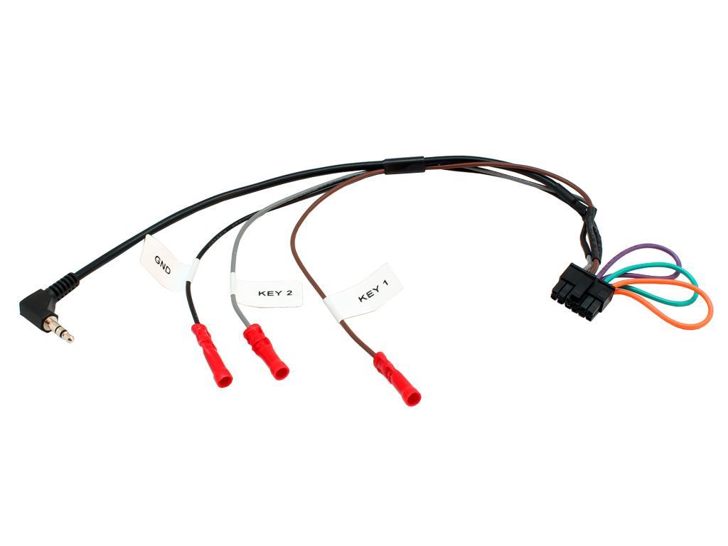 Connects2 kabel univerzální pro většinu rádií (náhrada za 52kabCHINA)