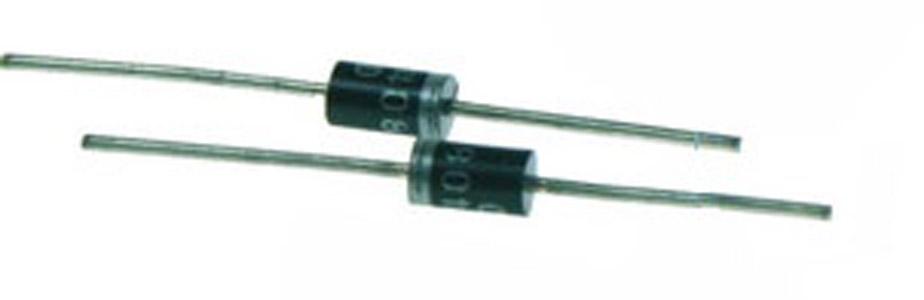 Křemíková dioda 6A (balení 10 ks)