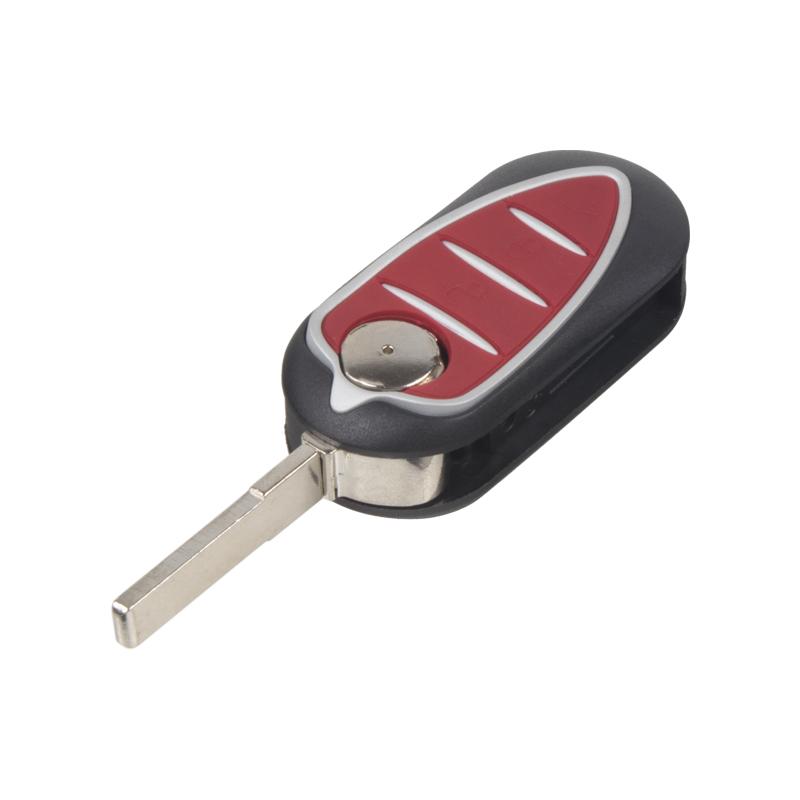 Náhr. klíč pro Alfa Romeo 3-tlačítkový 433,92 MHz