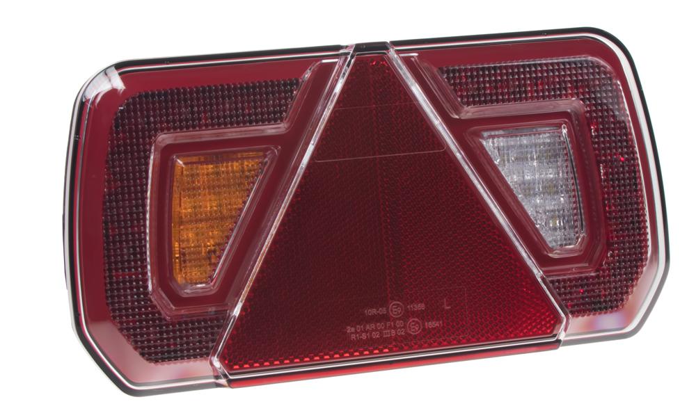 Sdružená LED lampa zadní levá, ECE
