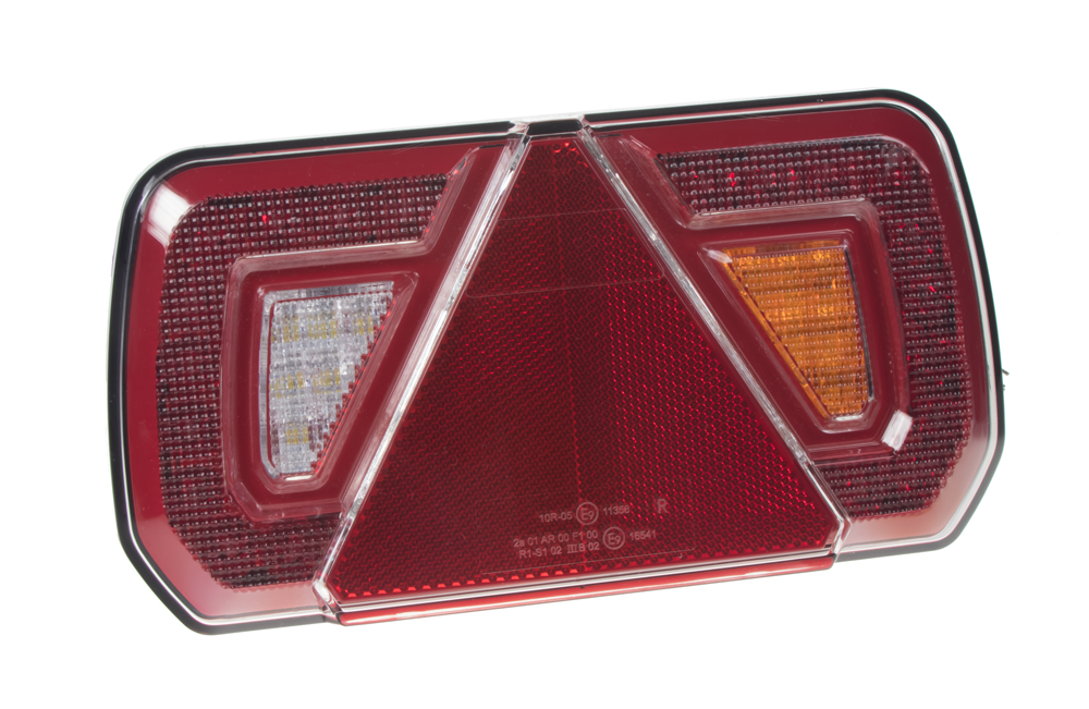 Sdružená LED lampa zadní pravá, ECE