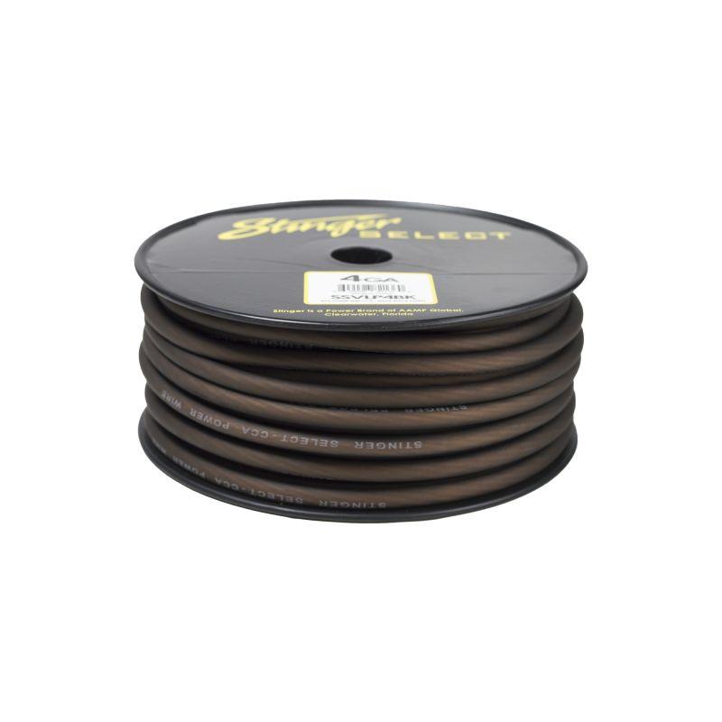 Stinger napájecí kabel 20 mm2, černý, role 30,4 m