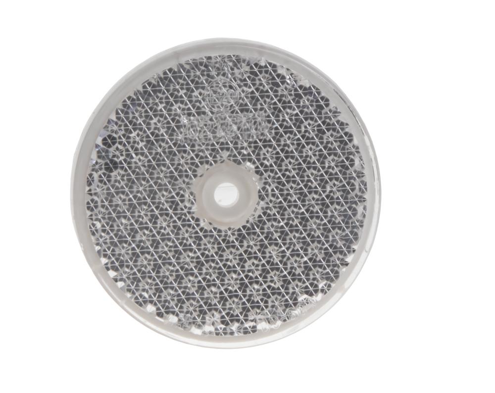 Přední (bílý) odrazový element - kolečko pr.60mm