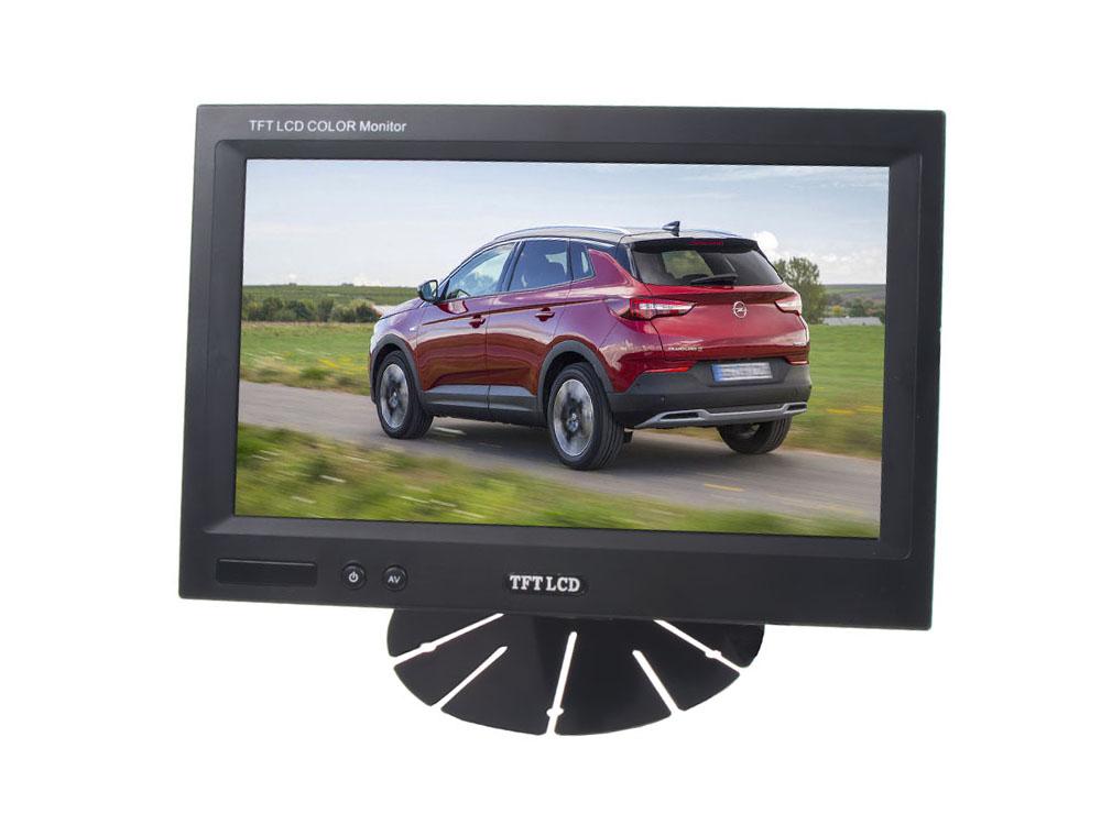 """LCD monitor 7"""" na palubní desku / do opěrky"""