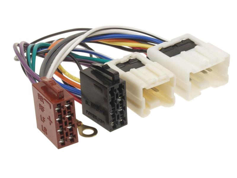 Konektor ISO Nissan, Infiniti