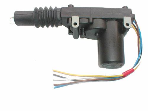 HT servomotor 24V 5-ti drátový, kulaté konektory