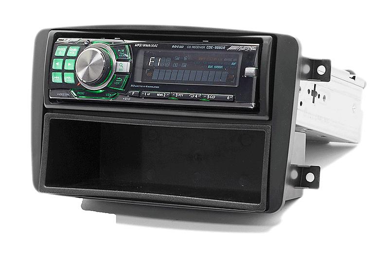 ISO redukce pro Mercedes C 2000-, Vito 03-06, Viano 03-06