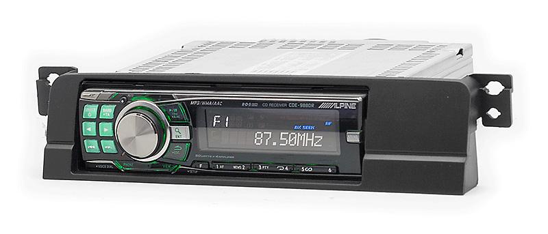 ISO redukce pro BMW 3 05/1998 - 02/2007
