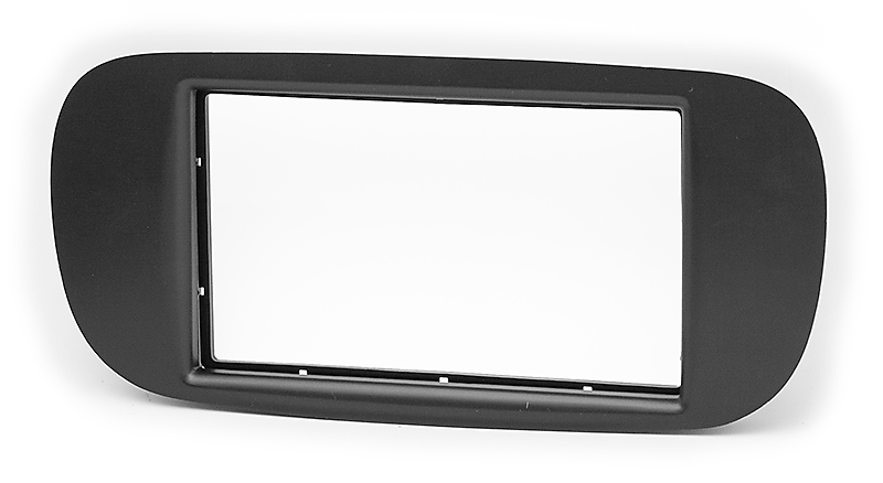 2DIN redukce pro Fiat 500 10/2007-