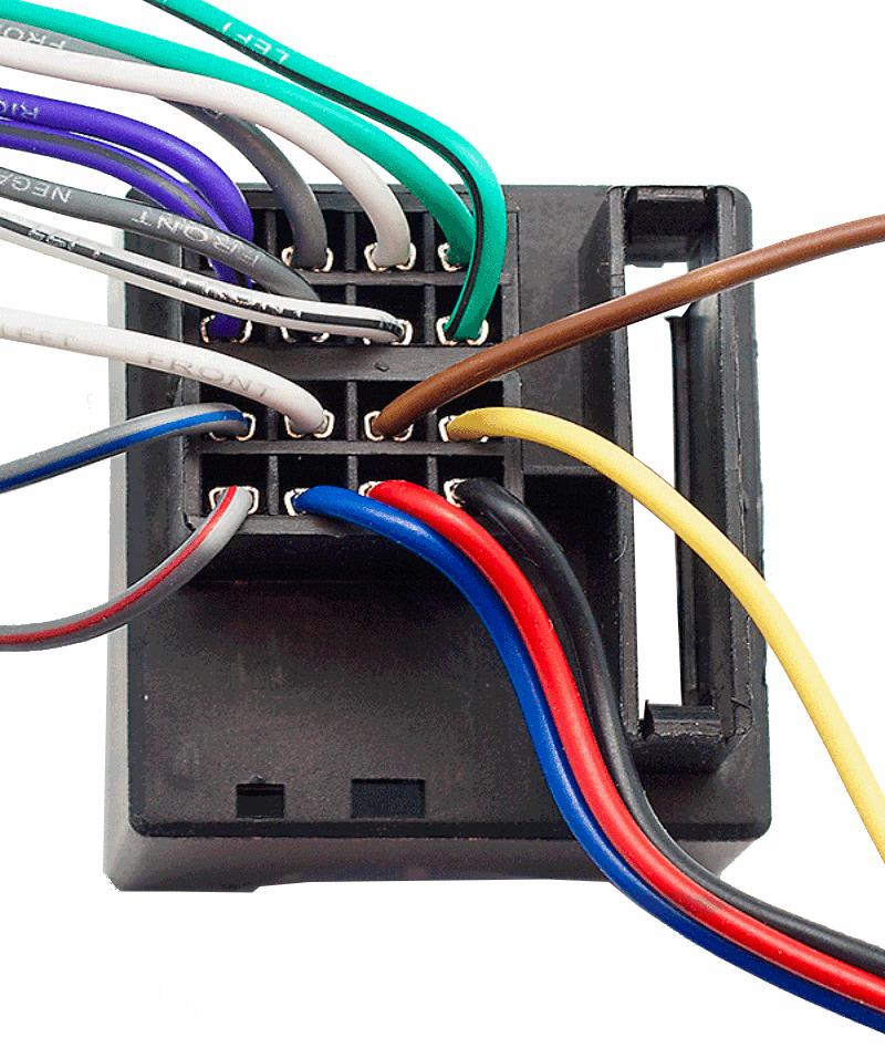 Kabeláž pro HF PARROT/OEM PEUGEOT,CITROEN/FIAT-MOST