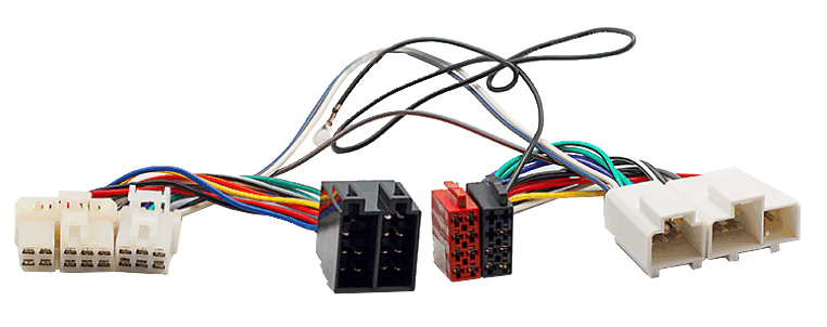 Kabeláž pro HF PARROT/OEM Nissan modely -2000