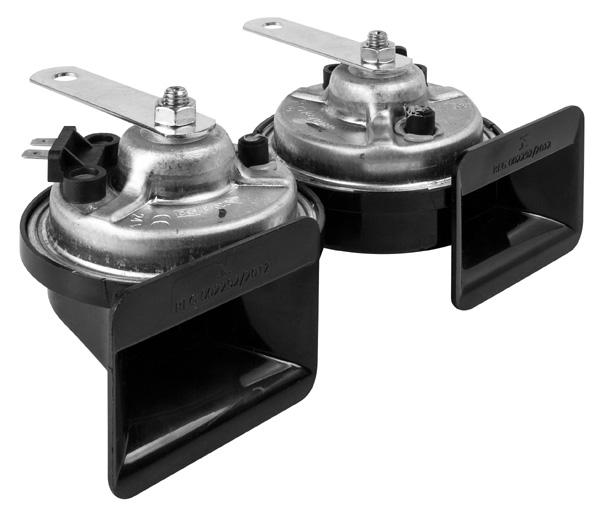 FIAMM TR99 šnekový klakson, 24V