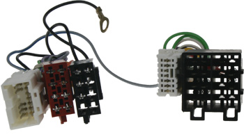 Kabeláž pro HF PARROT/OEM Nissan 05-