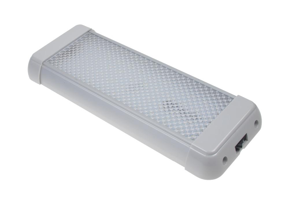 PROFI LED osvětlení interiéru univerzální 12-24V 48LED