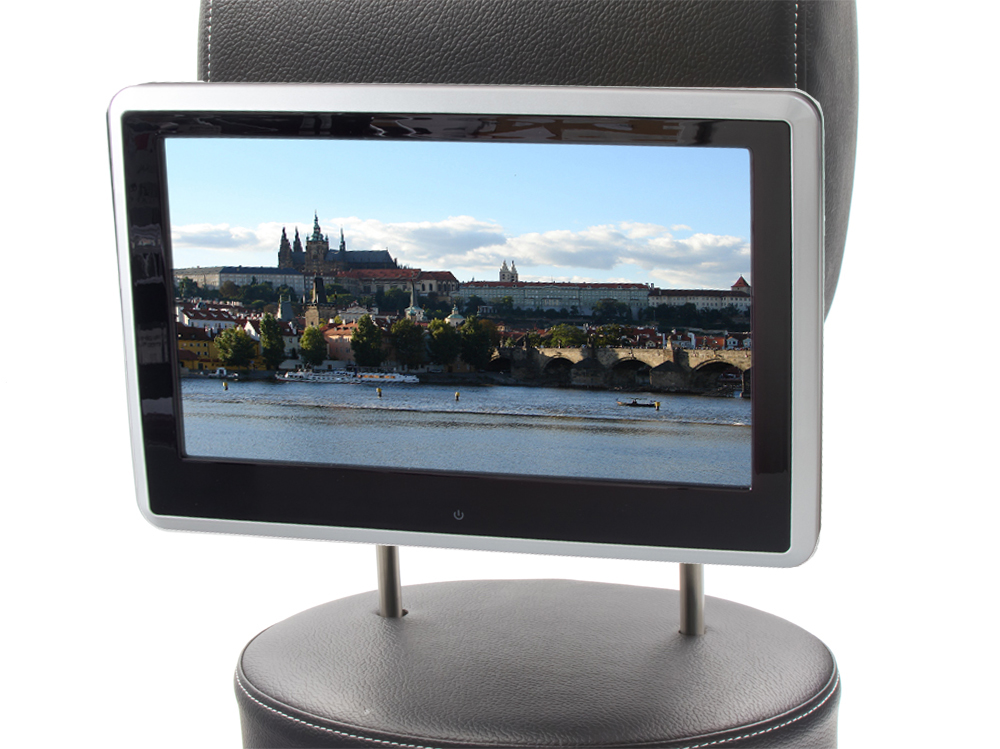 DVD/SD/USB/HDMI monitor 10,1