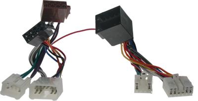 Kabeláž pro HF PARROT/OEM Toyota, Lexus, Daihatsu