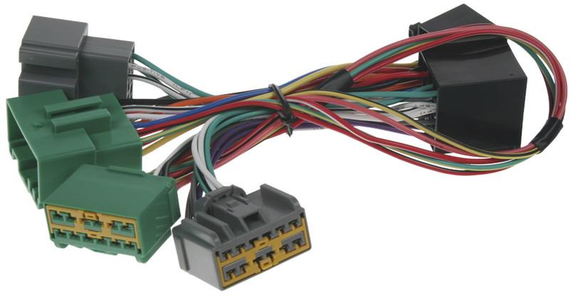 Kabeláž pro HF PARROT/OEM VOLVO