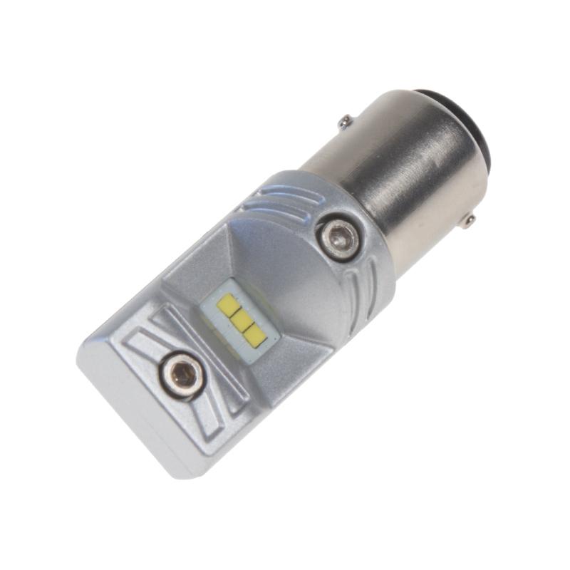 CSP LED BAY15D bílá, 12-24V, 30W