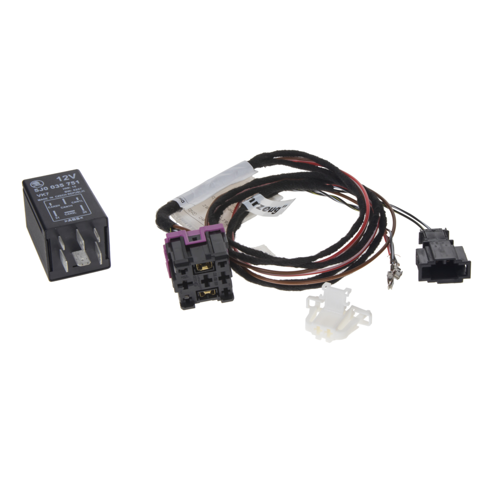 Převodník signálu Škoda CAN 1.6>2.0 pro RNS-510 / MFD 2