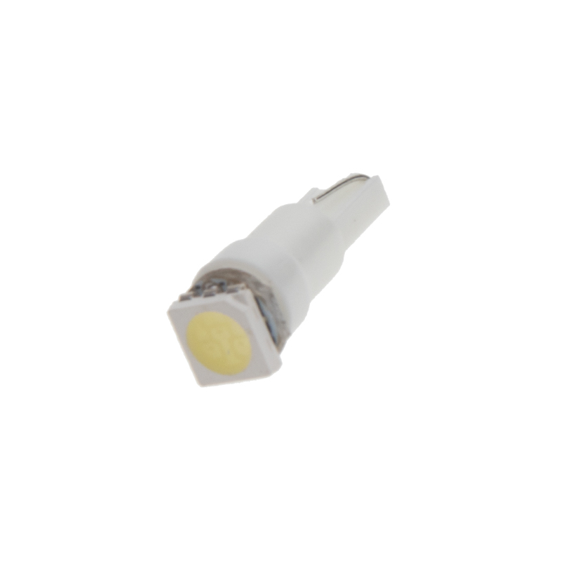 LED T5 bílá, 12V, 1LED/3SMD